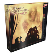 Betrayal At House On The Hill Widow's Walk Board Game - New Still In Plastic