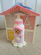 Vintage My Little Pony Lullaby Nursery Baby House W/ Accessories
