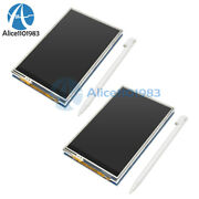 2pcs 3.5 Inch Tft Full Color Lcd Touch Screen 480320 For Arduino Uno Mega2560