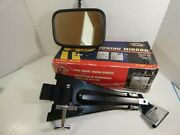 Cipa 11650 Clamp On Universal Towing Mirror Left/right Trucks Cars Motorhome
