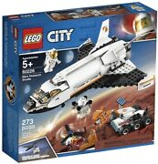 Lego City Mars Space Research Shuttle Top Stem Toy For Boys And Girls