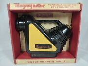 New Vintage 1960 Magnajector Electric Toy Projector