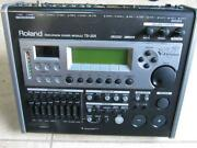 Roland Td-20x Electronic Drum V-drums Sound Module Used Good