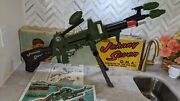 Topper Johnny Seven One Man Army With Box, Ammo, Bombs, Instructions And Poster