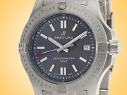 Breitling Colt 41 Automatic Stainless Steel Menandrsquos Watch A17313101f1a1