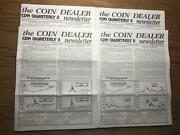 The Coin Dealer Newsletter - Quarterly Ii - Complete Set 2009 4 Issues