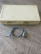 Apple Duo Disk 5.25 Floppy Drive A9m0108 With Original Box