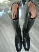 Household Cavalry Mens Riding Boots Size Uk 9.5 British Army Issue