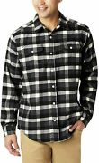 Columbia Menand039s Deschutes River Heavyweight Flannel Insulated Classic Fit