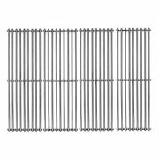 Stainless Steel Cooking Grid Grates 4-pack 19 3/4 Kit For Chargriller Duo 5050