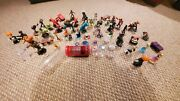 Disney Infinity Lot Of 47 With Disks