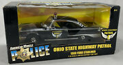 Ertl 118 Scale American Muscle 1960 Ford Starliner Ohio State Highway Patrol