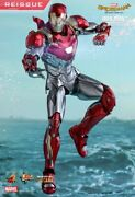 Spiderman Iron Man Xlvii 1/6th Scale Die-cast Action Figure Mms427d19 Hot Toys