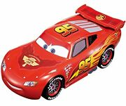 Tomica Cars Big Mcqueen Case Disney Pixar New Free Shipping W/tracking Japan