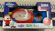 A Charlie Brown Christmas 3d View-master Viewer 3 Reels And Storage Case New