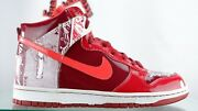 Nike Sb Dunk High Dontrelle Willis Red Size 10.5 313599 681 Collection Royale