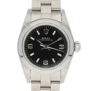 Rolex Watches 76080 Stainless Steel No. A 1998-1999 Oyster Perpetual Used