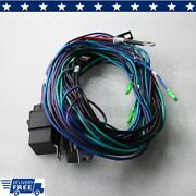 For Cmc/th 7014g Marine Wiring Harness Jack Plate And Tilt Trim Unit New