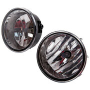 Pair Fog Light Lamp For Lincoln Mark For Ford F-150 For Al3z15200a For Fo2593220
