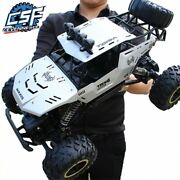 Radio Control Rc Car Remote Off-road Trucks Toys For Children High Speed Truck