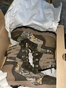 Lacrosse Menand039s 513362 Windrose 8 Realtree Edge 1000g Shoes Hunting Boots