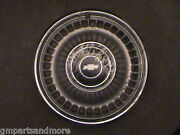 Nos New Gm 1971 72 Chevy Chevrolet Impala 15 Inch Wheel Covers Hubcaps Set Of 4
