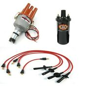 Ripper Ignition Kit, With Electronic Distributor, Red, Dunebuggy And Vw