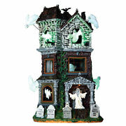 Lemax Spooky Town - Ghostly Manor - New