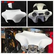 Detachable Batwing Fairing 6x 9 Speakers For Harley Touring Road King 1994-2021