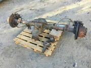 08-10 Ford F250 Super Duty 6.4l 4x4 Used Rear Axle Suspension Carrier 3.55 10.5
