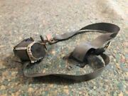 05 Ford F550 Super Duty Used Rh Front Single Cab Seat Belt Assembly