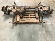 07 Ram 3500 Used Fire Damage Front Axle 3.73 As Shown Pickup 24084