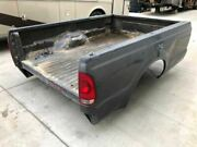 99-07 Ford F250 Super Duty Used 8' Long Bed Box Cx Paint No Gate W Right Dent