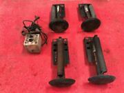 2014 Ford F53 Chassis Rv Fleetwood Terra Power Gear Hydraulic Pump And Jack Set