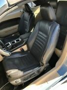 07 Ford Mustang Gt Convertible Used Power Front And Rear Black Leather Seats