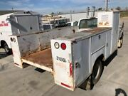 Used 11' Utility Service Body Pacific Brand From 97 Ford F450 27954