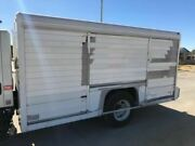 Used 16and039 Mickey 6 Bay Truck Body From 07 Intand039l 4300 26478