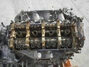 08 09 10 Honda Accord 2.4l K24z3 Pzev Used As Is Outright Burn Long Block Engine