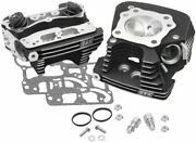S And S Cycle 2012 Harley Davidson Fld Switchback Head Kit Blk 89cc 106-3240