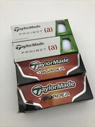 Taylormade Project A White Golf Balls And Burner 12 Balls Total