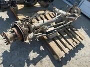 Used 00 Ford F350 Dually 4.10 Front Axle Assembly D275c Shipped 29969