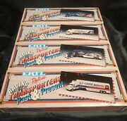 21x Ertl Racing Transporters Past And Present 1/64 New In Box Replicas