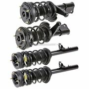 For Dodge Intrepid Chrysler 300m Complete Front Rear Strut And Spring Assembly Csw