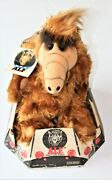 Vintage 1986 Coleco 18 Alf Plush New Old Stock With Original Tag And Box
