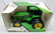 John Deere 4960 Tractor With Mfwd Cab And Duals 1/16th Scale Farm Toy By Ertl