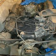 Cadillac Eldorado 1970 Engine And Front Wheel Drive Transmission, Complete