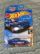 Hot Wheels Andlsquo89 Porsche 944 Turbo Very Rare Color Blue And Red Magnus Walker