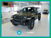 2021 Jeep Wrangler Rubicon Sport Utility 4d Air Conditioning Power Door Locks Leather Led Headlamps Backup Camera Am/fm
