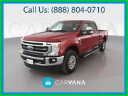 2021 Ford F-250 Lariat Pickup 4d 8 Ft Air Conditioning Power Door Locks Advancetrac Tilt And Telescoping Wheel Bang And