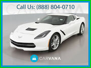 2018 Chevrolet Corvette Stingray Coupe 2d Leather Electronic Cruise Control Dual Air Bags Power Door Locks Air